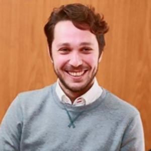 Dimitri Caetano, International Director of Fundraising at Four Paws
